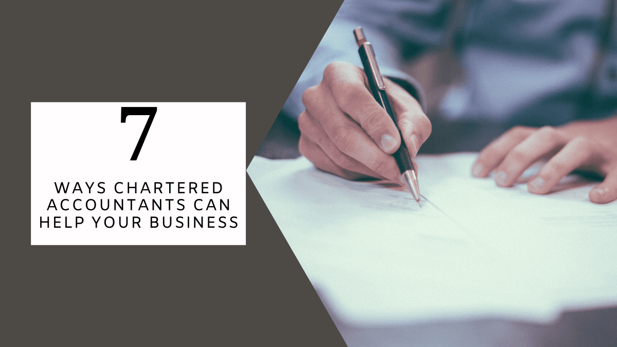 7 Ways Chartered Accountants in Somerset Can Help Your Business Ventures